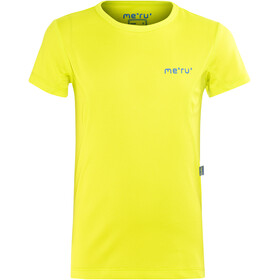 Meru Pisa T-Shirt Kids Lime Punch
